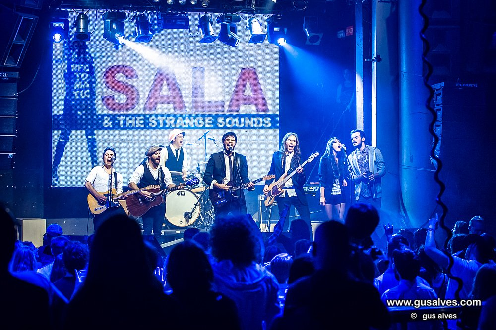 Sala & The Strange Sounds